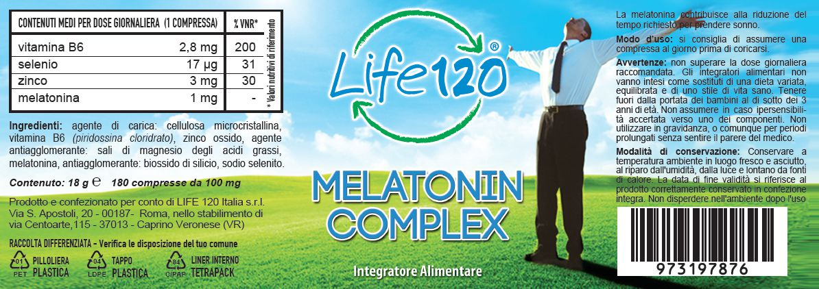 MELATONIN COMPLEX